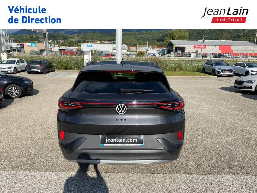 VOLKSWAGEN ID.4 ID.4 299 ch GTX 16/06/2021                                                      en vente à La Motte-Servolex - Image n°6