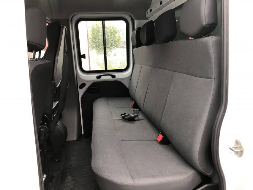 RENAULT MASTER CHASSIS DBLE CAB MASTER 2.3dCi  L2H1 3.5t 130CH Plateau double cabine 28/08/2019                                                      en vente à La Motte-Servolex - Image n°17