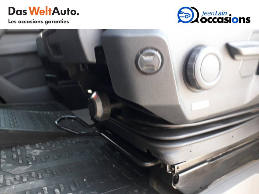 VOLKSWAGEN CRAFTER CHASSIS DOUBLE CABINE CRAFTER CHASSIS DC PROPULSION (RJ) 50L4 2.0 TDI 177CH BUSINESS LINE 20/12/2018                                                      en vente à Sallanches - Image n°19