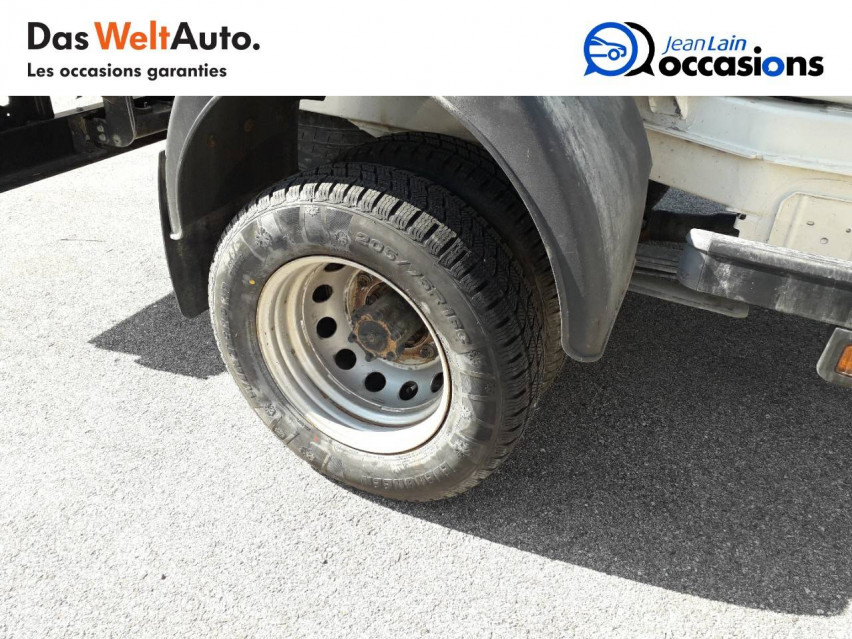 VOLKSWAGEN CRAFTER CHASSIS DOUBLE CABINE CRAFTER CHASSIS DC PROPULSION (RJ) 50L4 2.0 TDI 177CH BUSINESS LINE 20/12/2018                                                      en vente à Sallanches - Image n°18
