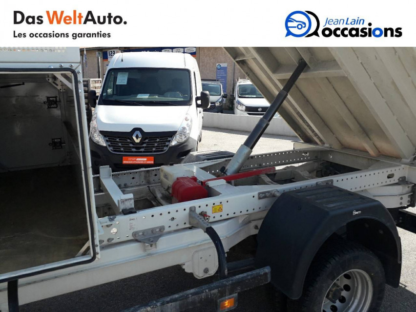 VOLKSWAGEN CRAFTER CHASSIS DOUBLE CABINE CRAFTER CHASSIS DC PROPULSION (RJ) 50L4 2.0 TDI 177CH BUSINESS LINE 20/12/2018                                                      en vente à Sallanches - Image n°8