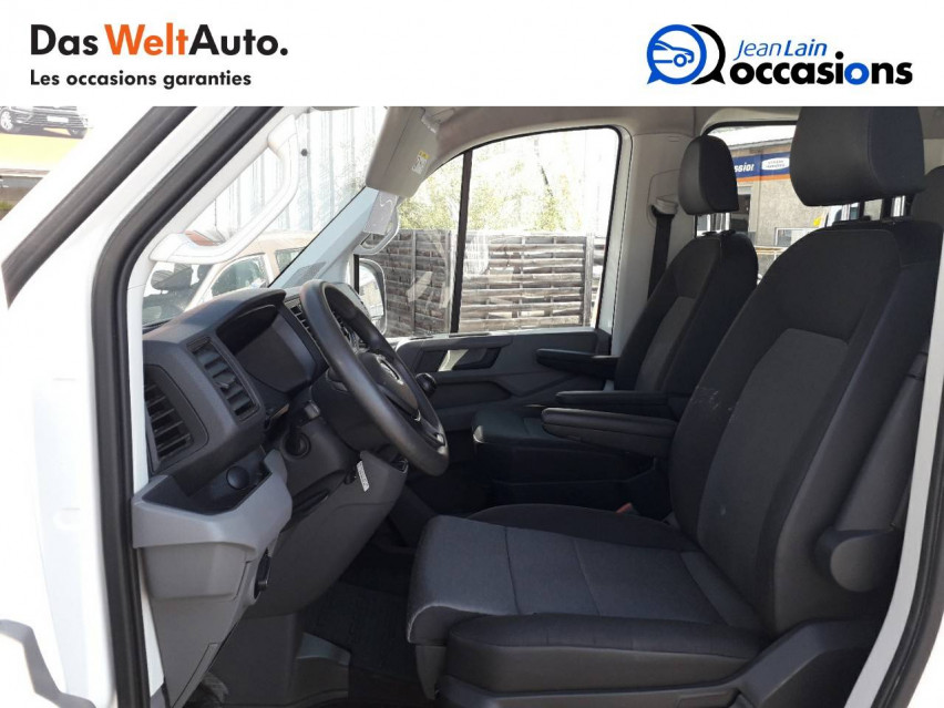 VOLKSWAGEN CRAFTER CHASSIS DOUBLE CABINE CRAFTER CHASSIS DC PROPULSION (RJ) 50L4 2.0 TDI 177CH BUSINESS LINE 20/12/2018                                                      en vente à Sallanches - Image n°7