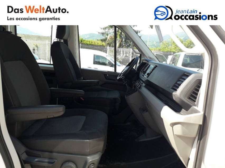 VOLKSWAGEN CRAFTER CHASSIS DOUBLE CABINE CRAFTER CHASSIS DC PROPULSION (RJ) 50L4 2.0 TDI 177CH BUSINESS LINE 20/12/2018                                                      en vente à Sallanches - Image n°16