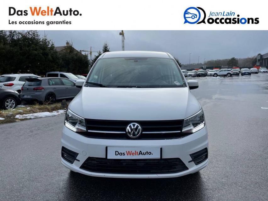 VOLKSWAGEN CADDY MAXI Caddy Maxi 2.0 TDI 102 Trendline 08/05/2019                                                      en vente à Sallanches - Image n°2