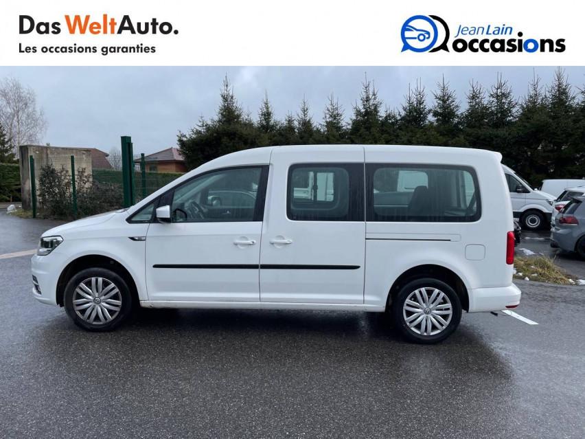 VOLKSWAGEN CADDY MAXI Caddy Maxi 2.0 TDI 102 Trendline 08/05/2019                                                      en vente à Sallanches - Image n°8