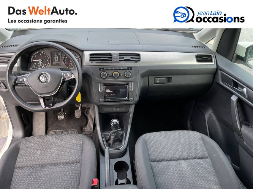 VOLKSWAGEN CADDY MAXI Caddy Maxi 2.0 TDI 102 Trendline 08/05/2019                                                      en vente à Sallanches - Image n°18