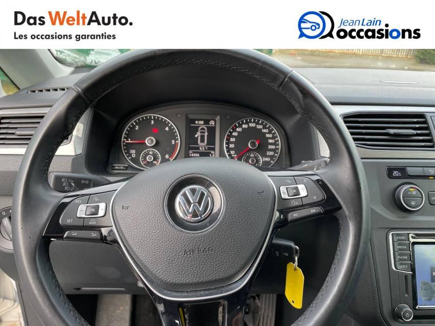 VOLKSWAGEN CADDY MAXI Caddy Maxi 2.0 TDI 102 Trendline 08/05/2019                                                      en vente à Sallanches - Image n°12