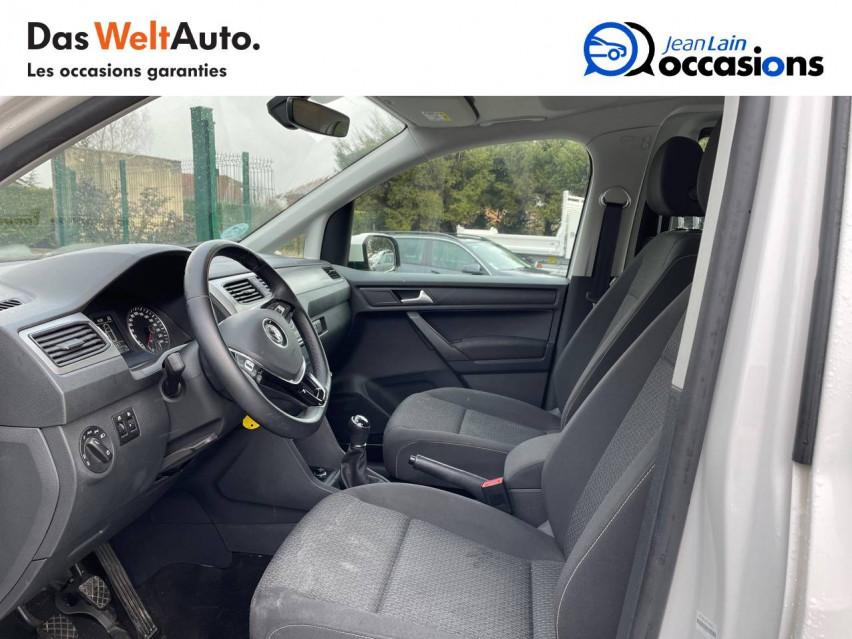 VOLKSWAGEN CADDY MAXI Caddy Maxi 2.0 TDI 102 Trendline 08/05/2019                                                      en vente à Sallanches - Image n°11