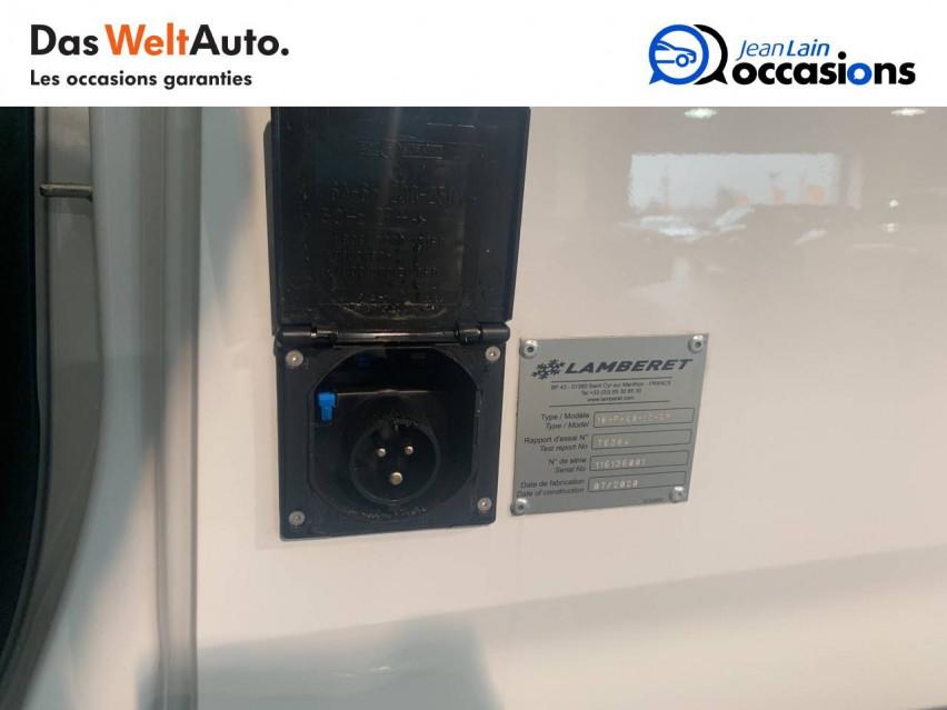 OPEL COMBO CARGO COMBO CARGO FRIGO 1.5 100 ch 4P 3PL PACK CLIM 14/09/2020                                                      en vente à Seynod - Image n°11