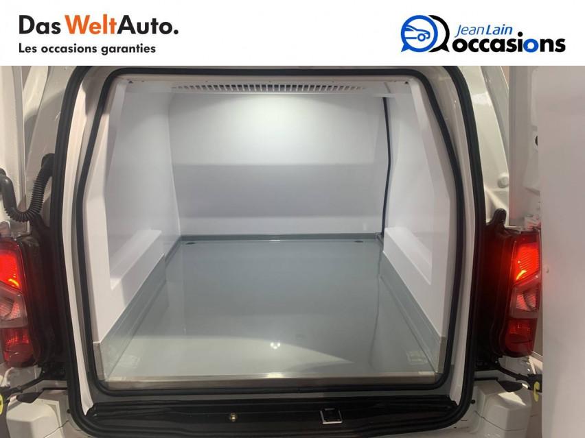 OPEL COMBO CARGO COMBO CARGO FRIGO 1.5 100 ch 4P 3PL PACK CLIM 14/09/2020                                                      en vente à Seynod - Image n°10
