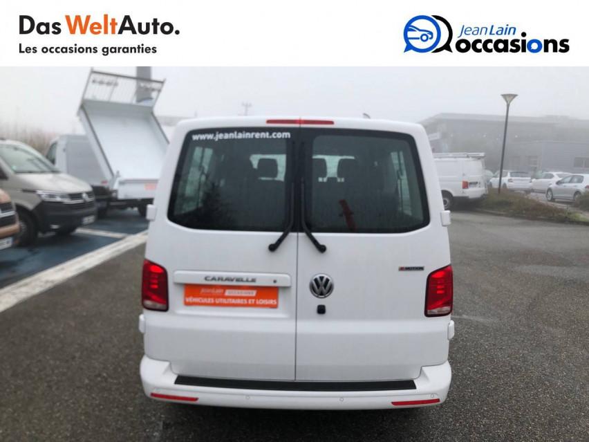 VOLKSWAGEN CARAVELLE 6.1 Caravelle 6.1 4Motion 2.0 TDI 150 Longue BVM6  Confortline 28/12/2019                                                      en vente à Chatuzange-le-Goubet - Image n°6