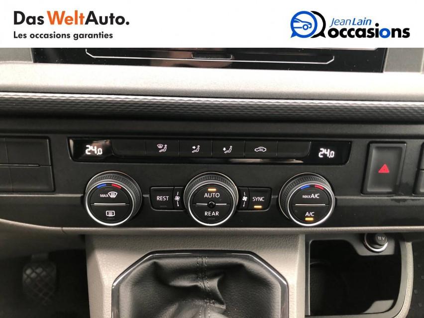 VOLKSWAGEN CARAVELLE 6.1 Caravelle 6.1 4Motion 2.0 TDI 150 Longue BVM6  Confortline 28/12/2019                                                      en vente à Chatuzange-le-Goubet - Image n°14