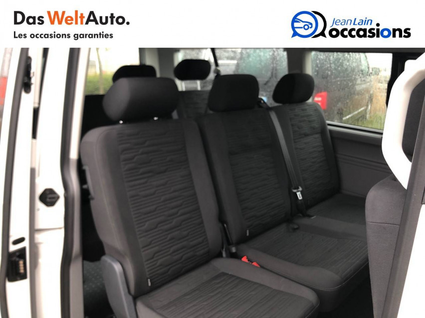 VOLKSWAGEN CARAVELLE 6.1 Caravelle 6.1 4Motion 2.0 TDI 150 Longue BVM6  Confortline 28/12/2019                                                      en vente à Chatuzange-le-Goubet - Image n°19