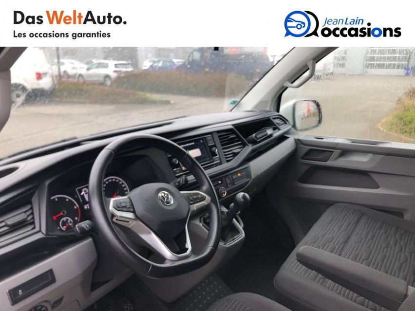 VOLKSWAGEN CARAVELLE 6.1 Caravelle 6.1 4Motion 2.0 TDI 150 Longue BVM6  Confortline 28/12/2019                                                      en vente à Chatuzange-le-Goubet - Image n°11