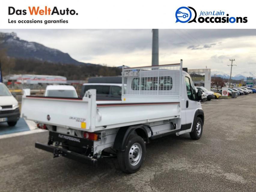 FIAT DUCATO CHASSIS CABINE EURO 6D-TEMP DUCATO CC MAXI 3.5 M 2.3 MJT 140 PACK 29/10/2020                                                      en vente à Sallanches - Image n°5
