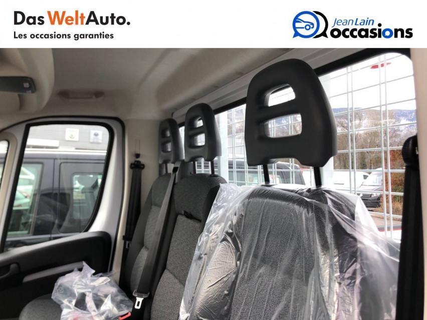 FIAT DUCATO CHASSIS CABINE EURO 6D-TEMP DUCATO BENNE MAXI 3.5 M 2.3 MJT 140 PACK 29/10/2020                                                      en vente à Sallanches - Image n°17