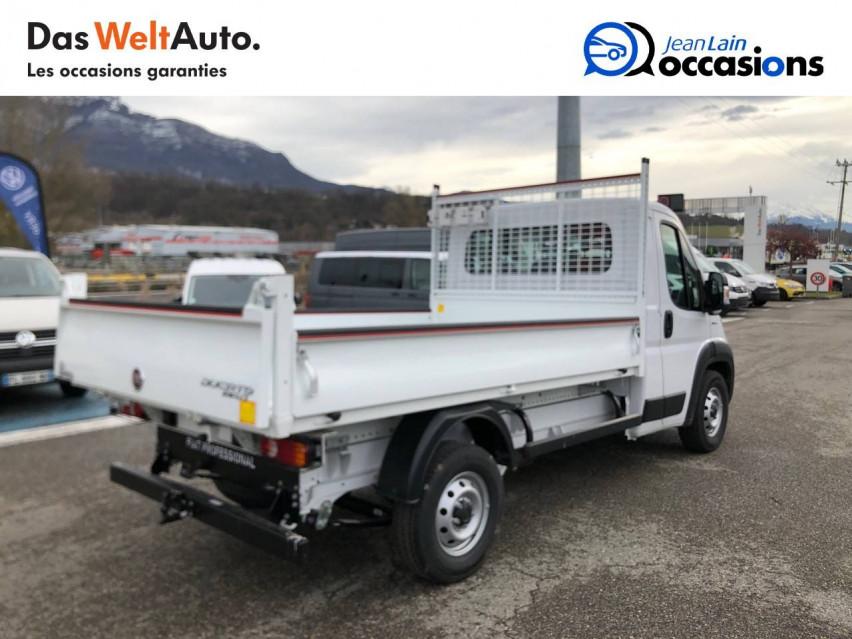 FIAT DUCATO CHASSIS CABINE EURO 6D-TEMP DUCATO BENNE MAXI 3.5 M 2.3 MJT 140 PACK 29/10/2020                                                      en vente à Sallanches - Image n°5