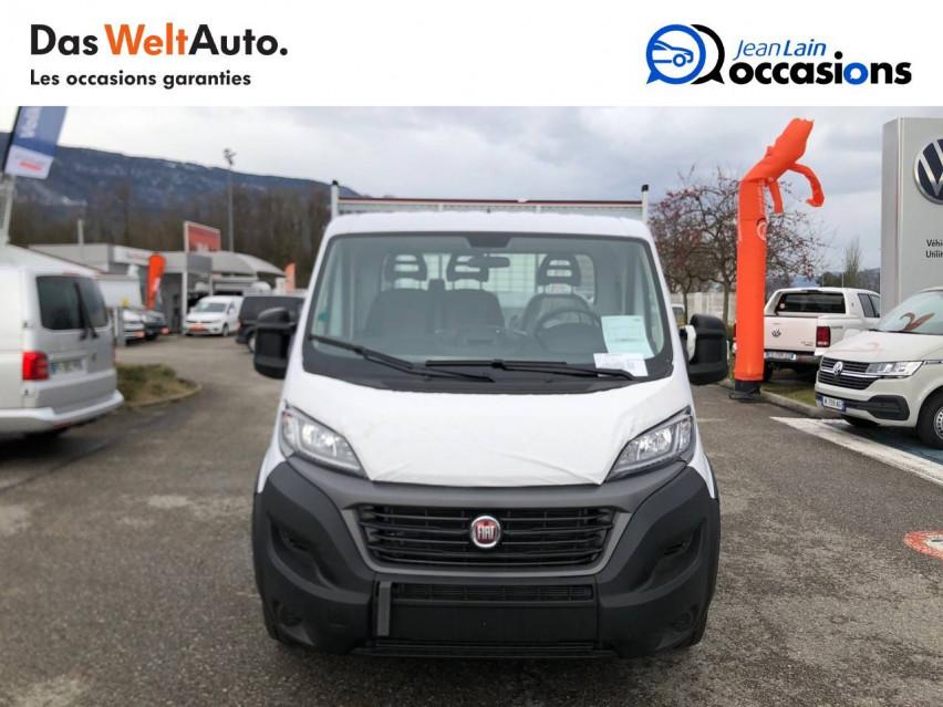 FIAT DUCATO CHASSIS CABINE EURO 6D-TEMP DUCATO CC MAXI 3.5 M 2.3 MJT 140 PACK 29/10/2020                                                      en vente à Sallanches - Image n°2