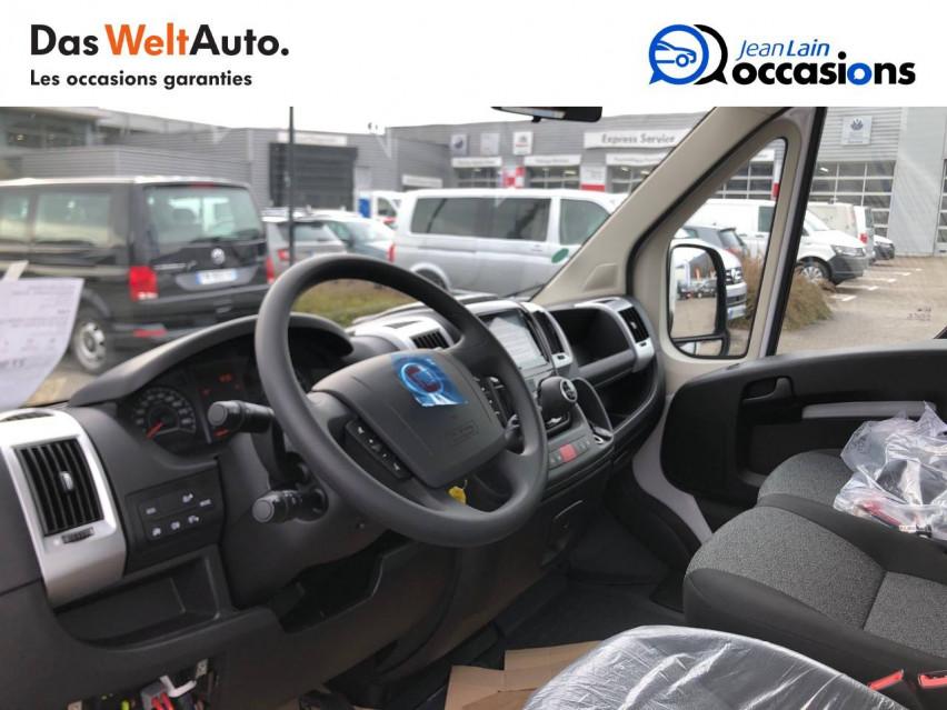 FIAT DUCATO CHASSIS CABINE EURO 6D-TEMP DUCATO BENNE MAXI 3.5 M 2.3 MJT 140 PACK 29/10/2020                                                      en vente à Sallanches - Image n°11