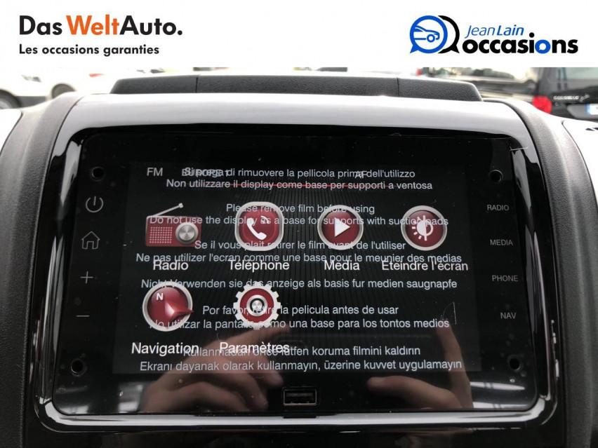 FIAT DUCATO CHASSIS CABINE EURO 6D-TEMP DUCATO CC MAXI 3.5 M 2.3 MJT 140 PACK 29/10/2020                                                      en vente à Sallanches - Image n°15
