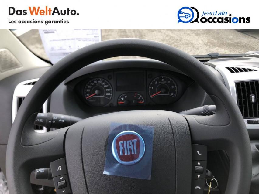 FIAT DUCATO CHASSIS CABINE EURO 6D-TEMP DUCATO CC MAXI 3.5 M 2.3 MJT 140 PACK 29/10/2020                                                      en vente à Sallanches - Image n°12
