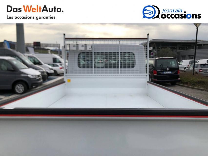 FIAT DUCATO CHASSIS CABINE EURO 6D-TEMP DUCATO BENNE MAXI 3.5 M 2.3 MJT 140 PACK 29/10/2020                                                      en vente à Sallanches - Image n°10