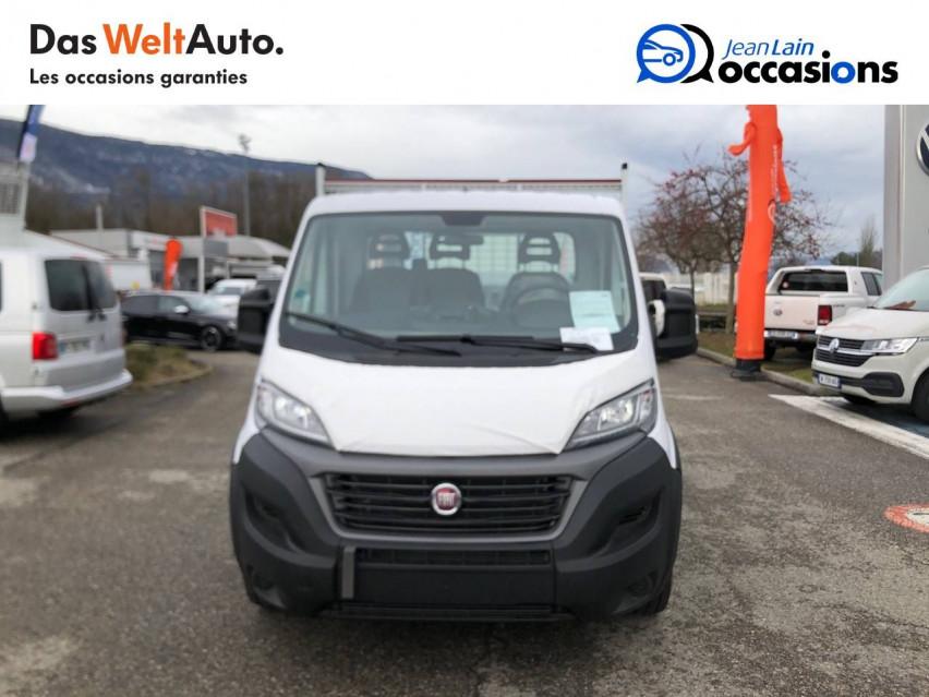 FIAT DUCATO CHASSIS CABINE EURO 6D-TEMP DUCATO BENNE MAXI 3.5 M 2.3 MJT 140 PACK 29/10/2020                                                      en vente à Sallanches - Image n°2