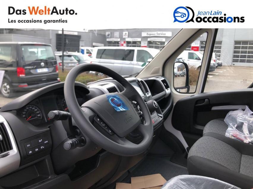 FIAT DUCATO CHASSIS CABINE EURO 6D-TEMP DUCATO CC MAXI 3.5 M 2.3 MJT 140 PACK 29/10/2020                                                      en vente à Sallanches - Image n°11