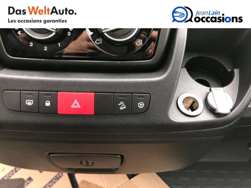 FIAT DUCATO CHASSIS CABINE EURO 6D-TEMP DUCATO BENNE MAXI 3.5 M 2.3 MJT 140 PACK 29/10/2020                                                      en vente à Sallanches - Image n°19