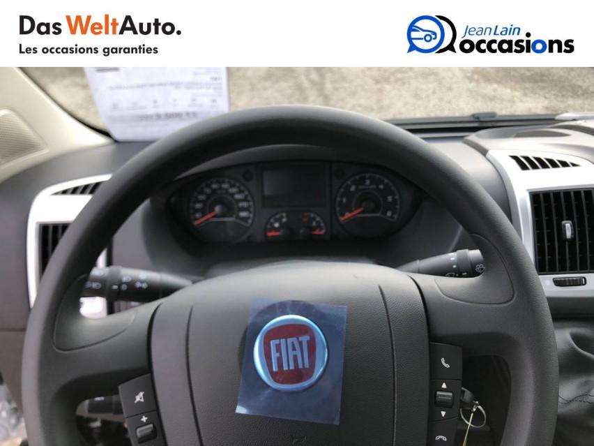 FIAT DUCATO CHASSIS CABINE EURO 6D-TEMP DUCATO BENNE MAXI 3.5 M 2.3 MJT 140 PACK 29/10/2020                                                      en vente à Sallanches - Image n°12