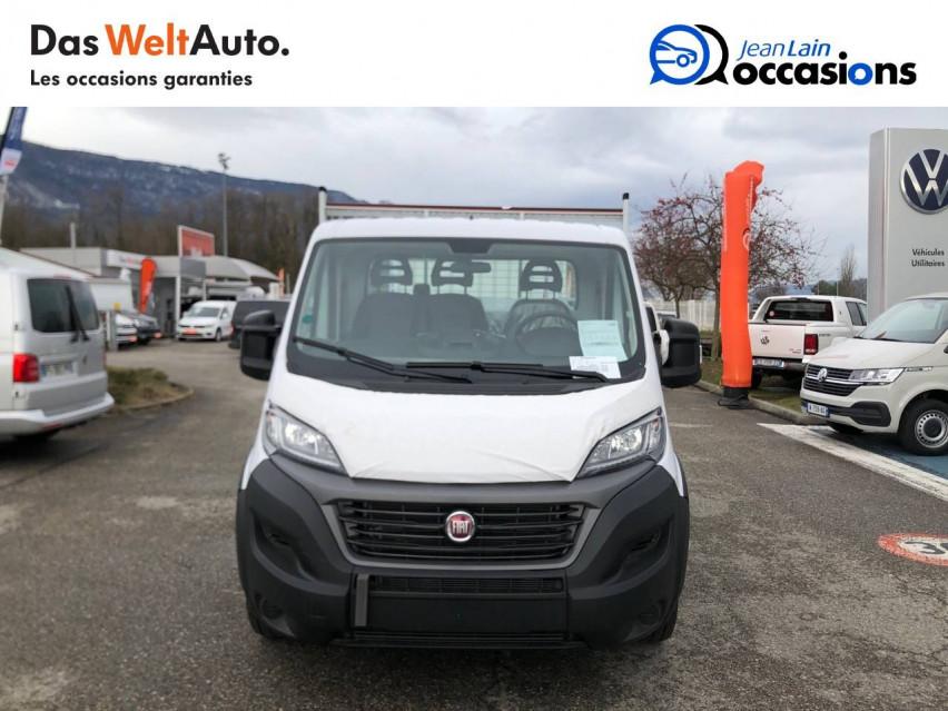FIAT DUCATO CHASSIS CABINE EURO 6D-TEMP DUCATO CC MAXI 3.5 M 2.3 MJT 140 PACK 29/10/2020                                                      en vente à La Motte-Servolex - Image n°2