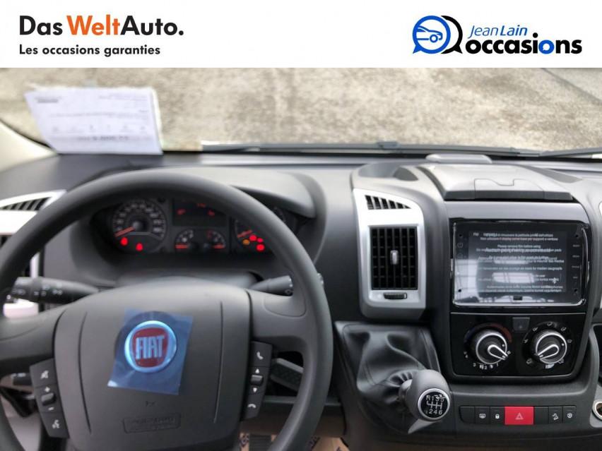 FIAT DUCATO CHASSIS CABINE EURO 6D-TEMP DUCATO CC MAXI 3.5 M 2.3 MJT 140 PACK 29/10/2020                                                      en vente à Sallanches - Image n°18