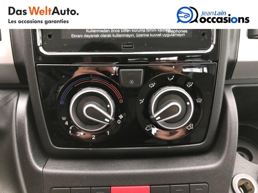 FIAT DUCATO CHASSIS CABINE EURO 6D-TEMP DUCATO BENNE MAXI 3.5 M 2.3 MJT 140 PACK 29/10/2020                                                      en vente à Sallanches - Image n°14