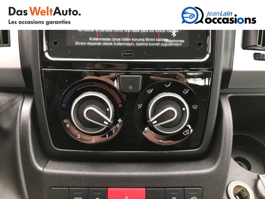 FIAT DUCATO CHASSIS CABINE EURO 6D-TEMP DUCATO CC MAXI 3.5 M 2.3 MJT 140 PACK 29/10/2020                                                      en vente à Sallanches - Image n°14