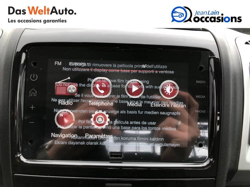 FIAT DUCATO CHASSIS CABINE EURO 6D-TEMP DUCATO CC MAXI 3.5 M 2.3 MJT 140 PACK 29/10/2020                                                      en vente à La Motte-Servolex - Image n°15