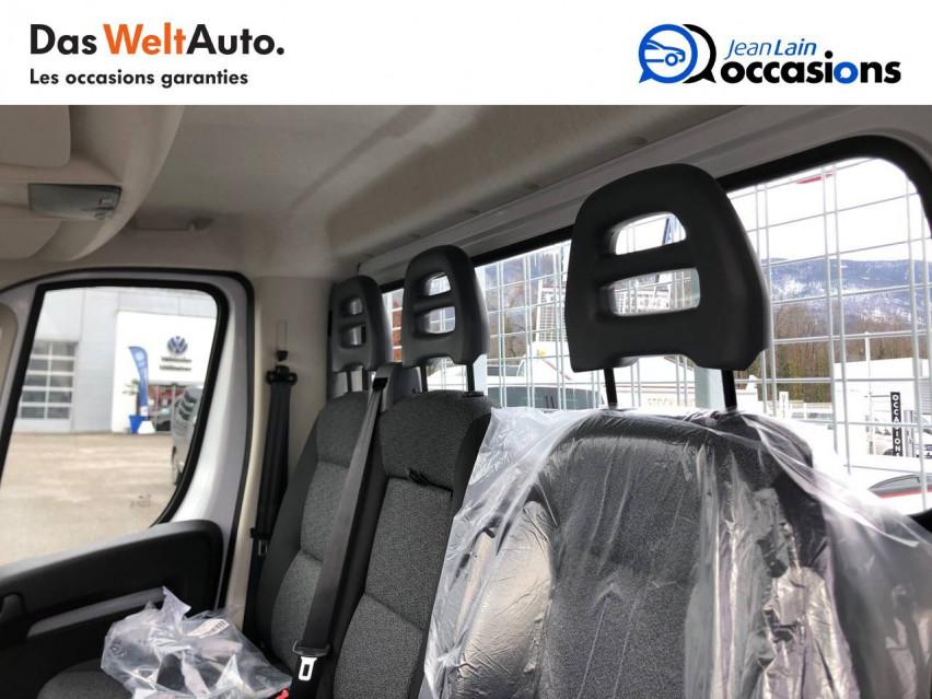 FIAT DUCATO CHASSIS CABINE EURO 6D-TEMP DUCATO CC MAXI 3.5 M 2.3 MJT 140 PACK 29/10/2020                                                      en vente à Sallanches - Image n°17