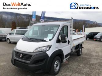 FIAT DUCATO CHASSIS CABINE EURO 6D-TEMP DUCATO CC MAXI 3.5 M 2.3 MJT 140 PACK 29/10/2020 en vente à Sallanches