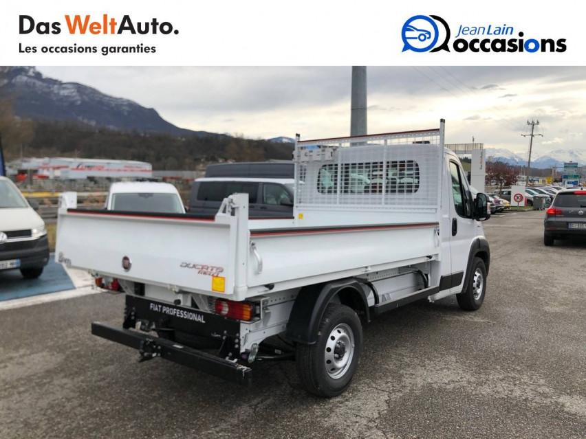 FIAT DUCATO CHASSIS CABINE EURO 6D-TEMP DUCATO CC MAXI 3.5 M 2.3 MJT 140 PACK 29/10/2020                                                      en vente à La Motte-Servolex - Image n°5