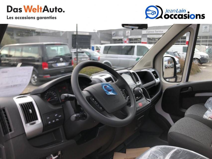 FIAT DUCATO CHASSIS CABINE EURO 6D-TEMP DUCATO CC MAXI 3.5 M 2.3 MJT 140 PACK 29/10/2020                                                      en vente à La Motte-Servolex - Image n°11