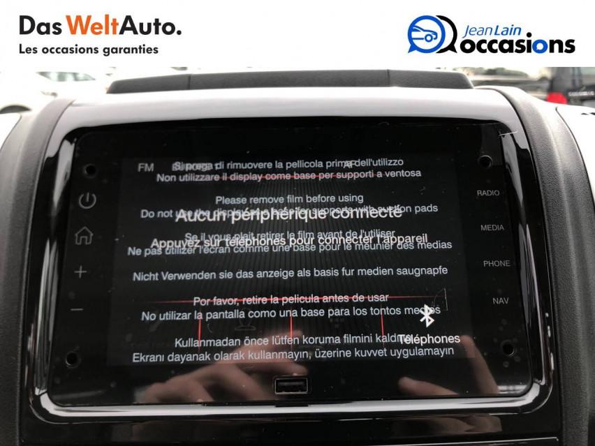 FIAT DUCATO CHASSIS CABINE EURO 6D-TEMP DUCATO CC MAXI 3.5 M 2.3 MJT 140 PACK 29/10/2020                                                      en vente à Sallanches - Image n°16