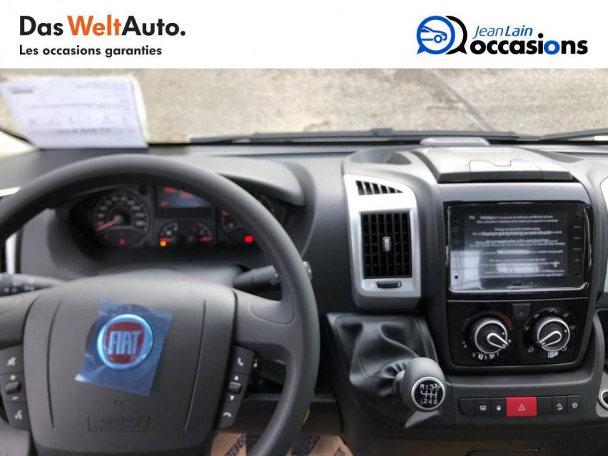 FIAT DUCATO CHASSIS CABINE EURO 6D-TEMP DUCATO BENNE MAXI 3.5 M 2.3 MJT 140 PACK 29/10/2020                                                      en vente à Sallanches - Image n°18