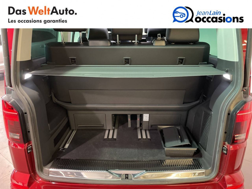VOLKSWAGEN MULTIVAN 6.1 Multivan 2.0 TDI 150 BVM6 Carat Edition 07/02/2020                                                      en vente à Seynod - Image n°10