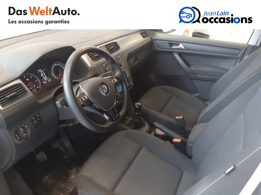 VOLKSWAGEN CADDY MAXI Caddy Maxi 2.0 TDI 102 Trendline 08/05/2019                                                      en vente à Voiron - Image n°11