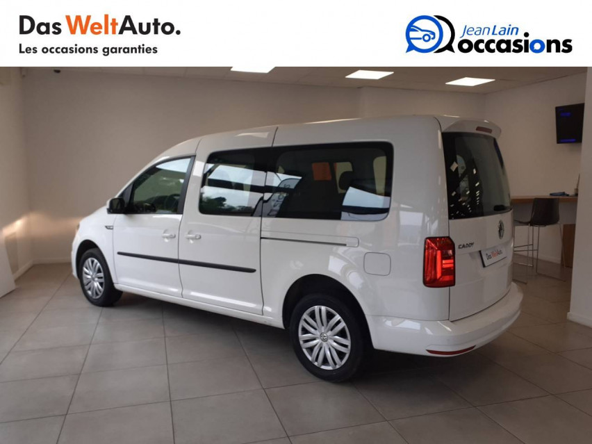 VOLKSWAGEN CADDY MAXI Caddy Maxi 2.0 TDI 102 Trendline 08/05/2019                                                      en vente à Voiron - Image n°8
