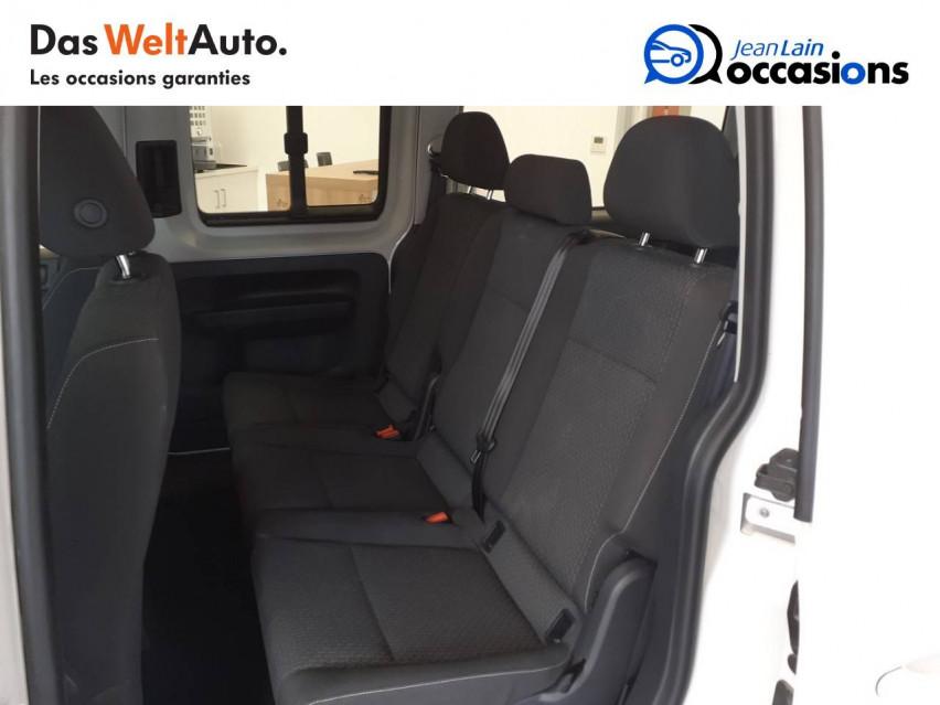 VOLKSWAGEN CADDY MAXI Caddy Maxi 2.0 TDI 102 Trendline 08/05/2019                                                      en vente à Voiron - Image n°17