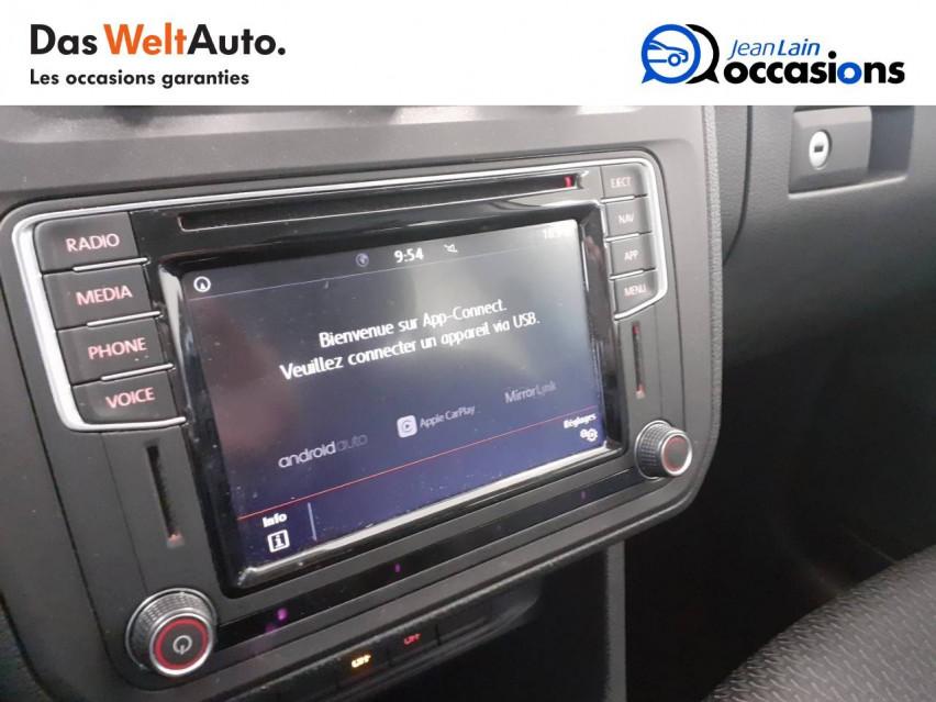 VOLKSWAGEN CADDY MAXI Caddy Maxi 2.0 TDI 102 Trendline 08/05/2019                                                      en vente à Voiron - Image n°15
