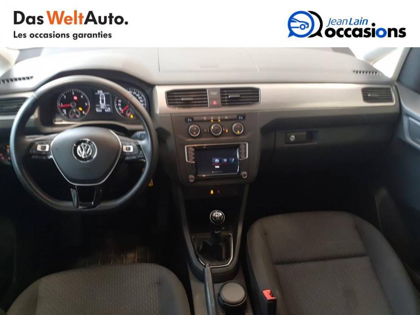 VOLKSWAGEN CADDY MAXI Caddy Maxi 2.0 TDI 102 Trendline 08/05/2019                                                      en vente à Voiron - Image n°18