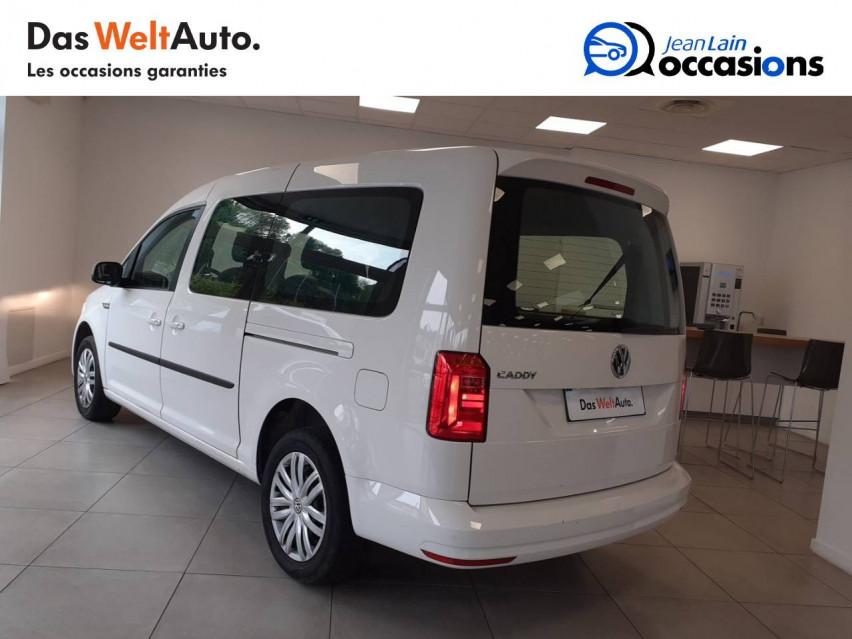 VOLKSWAGEN CADDY MAXI Caddy Maxi 2.0 TDI 102 Trendline 08/05/2019                                                      en vente à Voiron - Image n°7