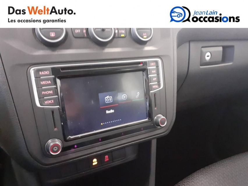 VOLKSWAGEN CADDY MAXI Caddy Maxi 2.0 TDI 102 Trendline 08/05/2019                                                      en vente à Voiron - Image n°16