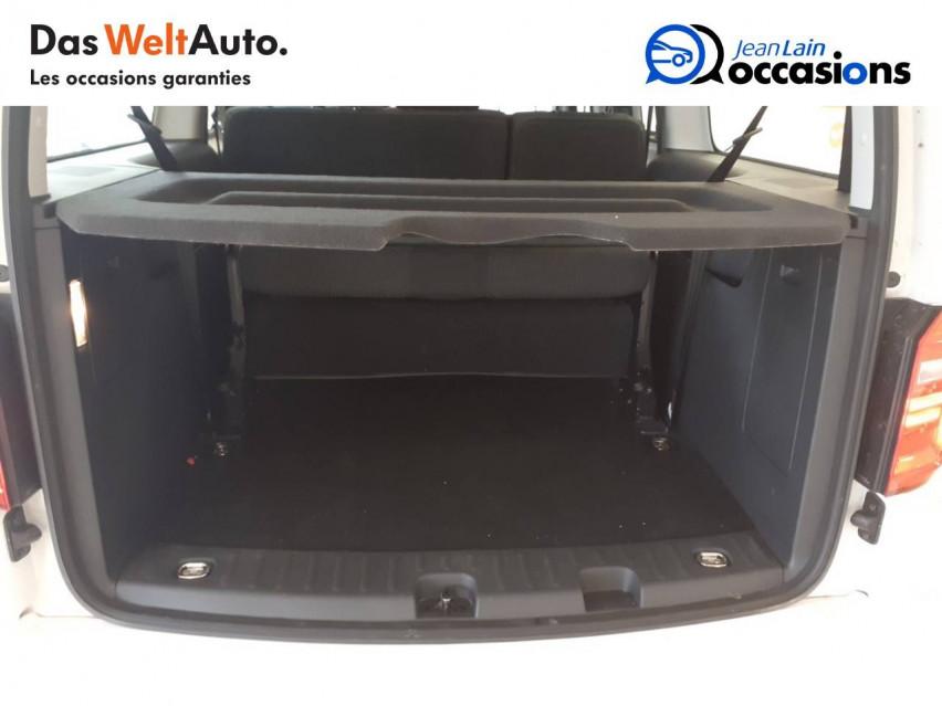 VOLKSWAGEN CADDY MAXI Caddy Maxi 2.0 TDI 102 Trendline 08/05/2019                                                      en vente à Voiron - Image n°10